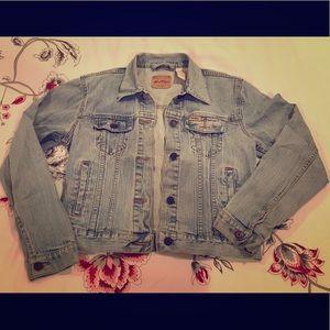Vintage Levi's Girls XL Jean Jacket